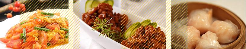 中国レシピコース イメージ